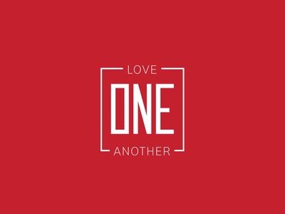 Love One Another v8 option 2 encouragement love one another love christian lettering typography type