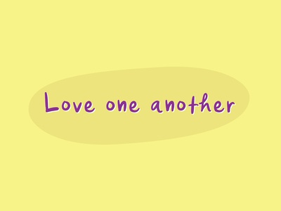 Love One Another v9