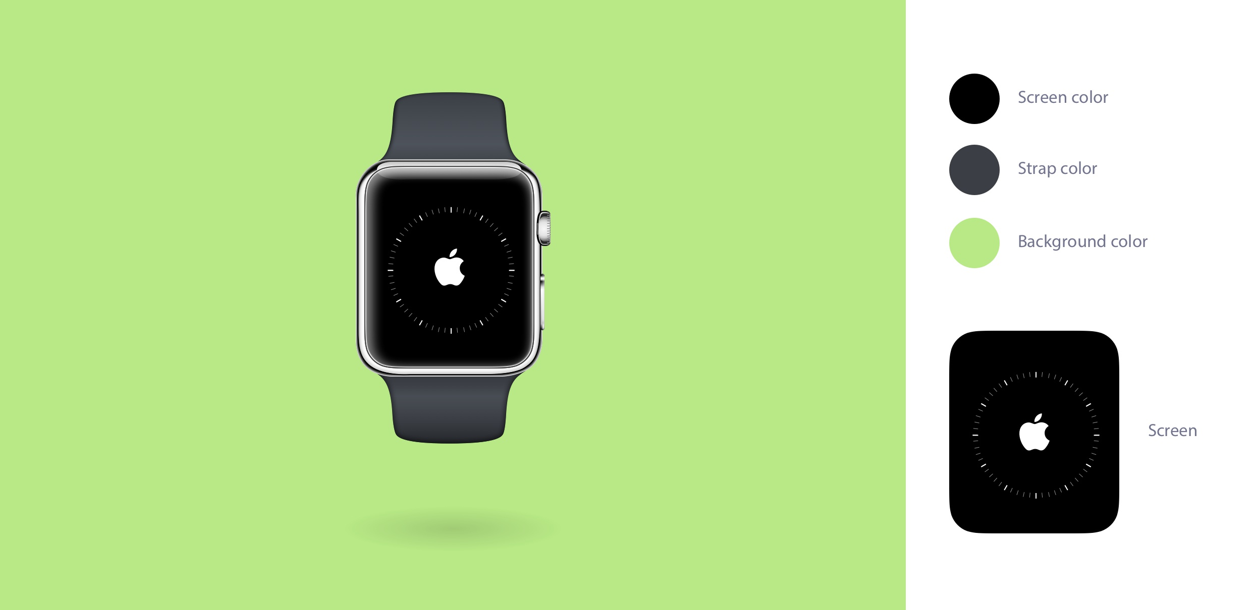 Apple watch   customizer