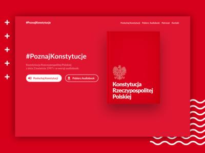 #PoznajKonstytucje audiobook project
