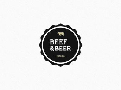 Logo: Beef & Beer