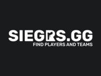 New brand id for Siegrs.gg