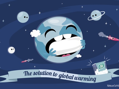 the solution to global warming tic tac planet global warming universe