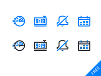 Time Icons Vol. 2