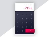 Daily ui 004    calculator l