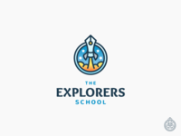 The Explorers School Logo