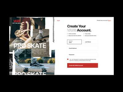Daily UI #82 // Form ecommerce skateboarding form form design form field concept ui concept design concept web ui web design website design branding simple design light ui minimal daily ui clean ui ui