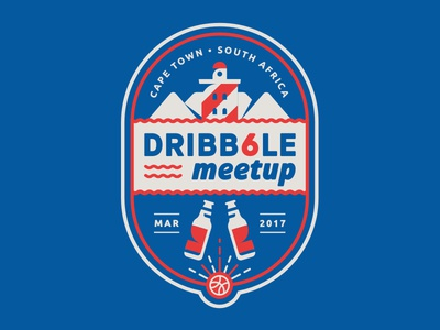 March Cape Town Dribbble Meetup