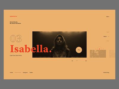Daily UI #39 // Testimonials userinterfacedesign testimonials website design layout typography interface website design minimal daily ui clean ui ui