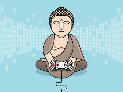 Gaming buddha