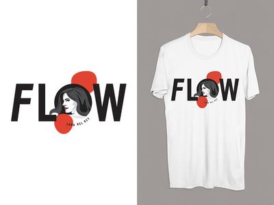 Flow Festival 2017 Custom Merch - Tee #1 Lana