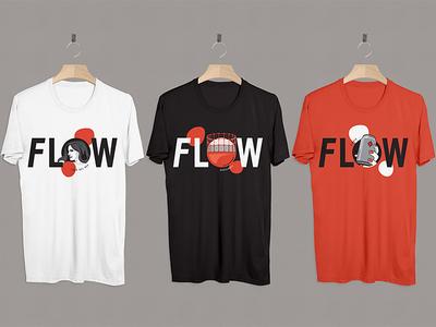 Flow Festival Custom T-Shirt Set