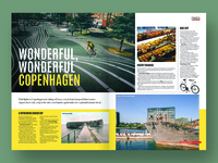 Magazine feature - Copenhagen guide