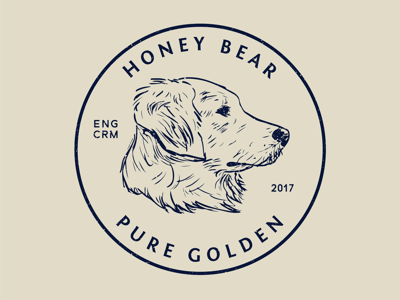 Honey crest dribbble