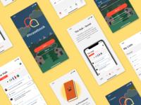 Phrasebook iOS Concept