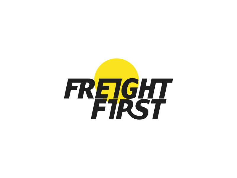 Freight First - 30 Day Logo Challenge