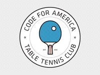 Code for America — Table Tennis