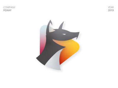 Foxay logodesign