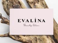 Beauty Salon Logo & Identity logotype typography identity designer branding identity design mockup idenity logo design