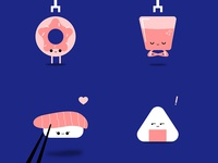 Food related Illustration