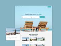 """Hura"" holidays - Website Exploration"