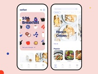 Eatfast Cooking & Recipes App