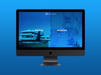 UI/UX Proposal for E-Learning Platform web wireframe website responsive mockup communication graphic design ui design ux ui ux ui