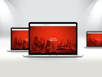 Website Application Mockup - Mordomo BC