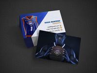 IBC Business Cards Design