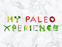 Logo for an Instagram page: Mypaleoxperience