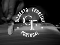 Gilberto Ferreira Portugal knife maker Blacksmith Photo logo