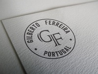 Logo of Gilberto Ferreira Portugal knife maker Blacksmith