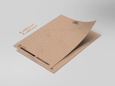 IKEA Popup Hotel Meeting Letterhead