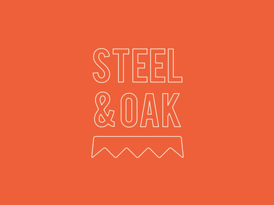 Steel & Oak Outline