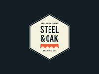 Steel & Oak Badge