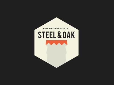 Steel & Oak Bottle