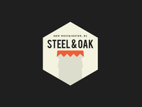 Steel & Oak Bottle