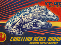 Corellian Rebel Brand