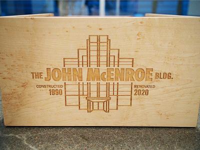 John McEnroe Lockup logo sports logo sport wimbledon john mcenroe tennis sports nike