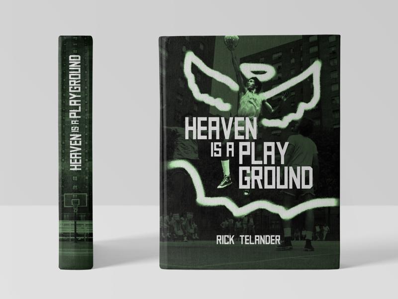 Heaven is a Playground books sports weekly challenge weekly warm-up weeklywarmup harlem brooklyn nyc basketball