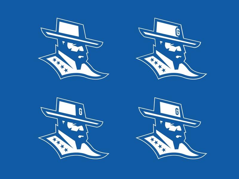 U.S. Grant Generals sports logo logo design pnw oregon portland baseball soccer basketball football mascot identity sports logo