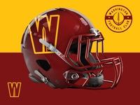 Washington Football Club pt. II sports branding sports design sports logo badge logo crest badge washington dc dc washington sports football