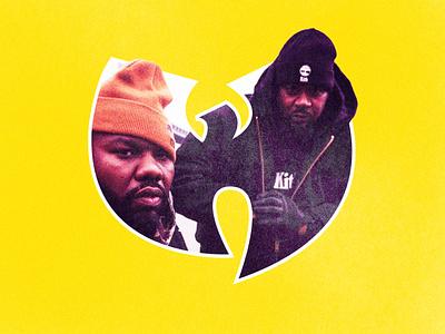 Rae & Ghost nyc newyork new york city new york rap hip-hop hip hop hiphop wu tang clan wu tang wu-tang wutang