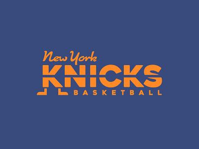 Knicks Rebrand pt. II knicks new york knicks new york city nyc new york logo design logodesign sports logo nba basketball sports logo