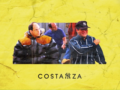 Costanza 1990s 90s costanza comedy movie film tv seinfeld new york city new york ny nyc