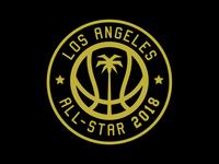 NBA All-Star Los Angeles Alternate