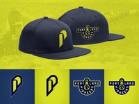 Portland Pioneers Alt Logos