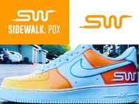 Sidewalk. PDX