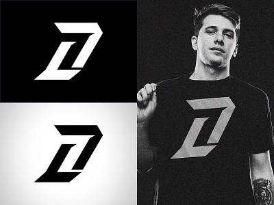 Luka Logo Concept concept identity logo basketball logo doncic luka dallas mavericks dallas basketball nba