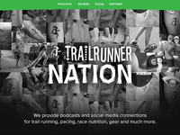 Trail Runner Nation - Home Page